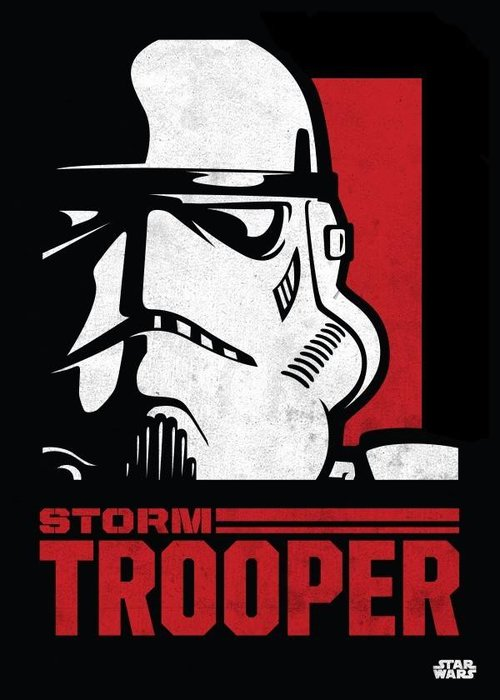 Star Wars Stormtrooper  | Star Wars Icons Posters