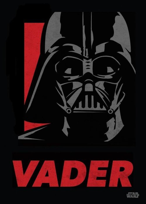 Star Wars Darth Vader  | Star Wars Icons Posters