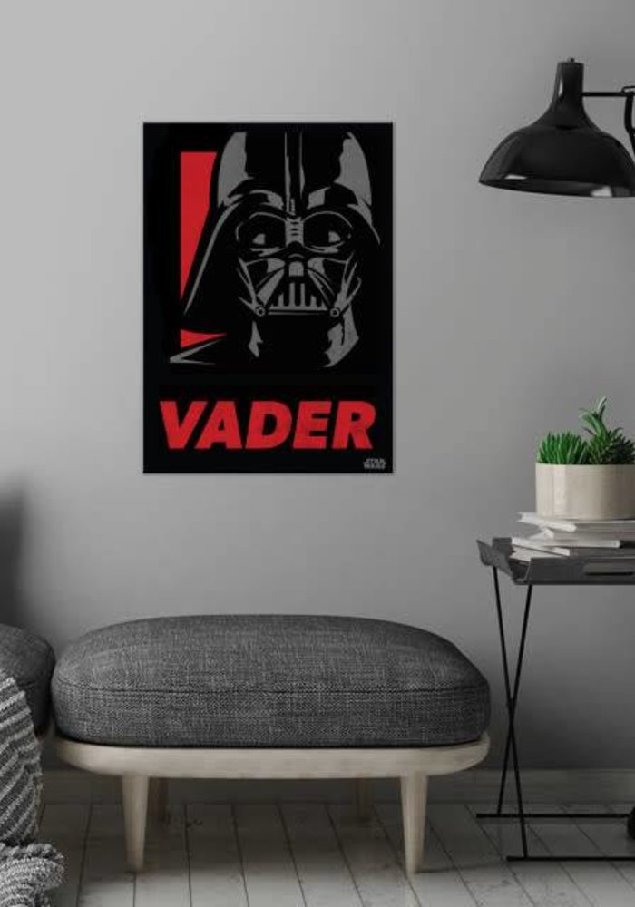 Darth Vader  | Star Wars Icons Posters