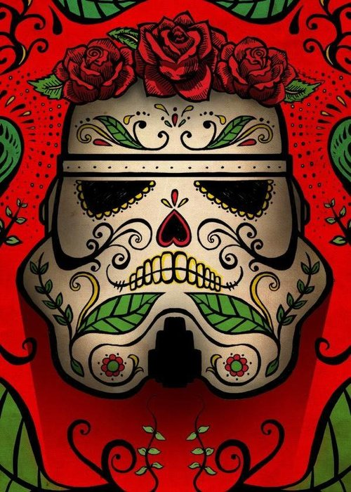 Star Wars Muerte  | Masked Troopers