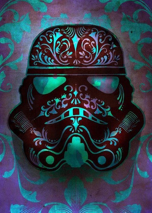 Star Wars Fluid  | Masked Troopers