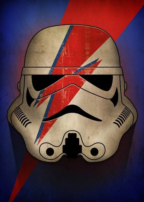 Star Wars Ziggy  |  Masked Troopers