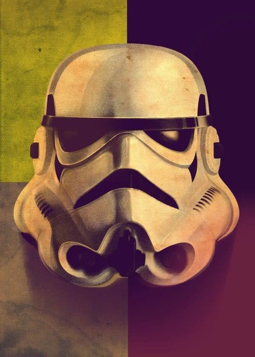 Star Wars Sepia  | Masked Troopers