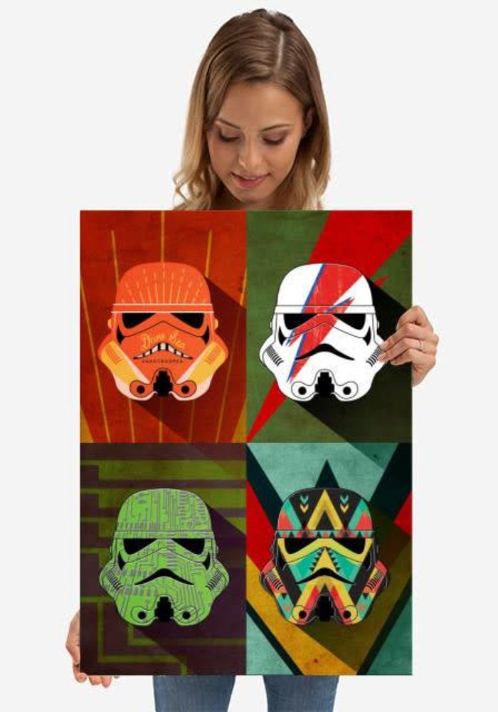 Thunder Squad    Pop Art Troopers