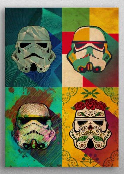 Star Wars Muerte Squad  | Pop Art Troopers