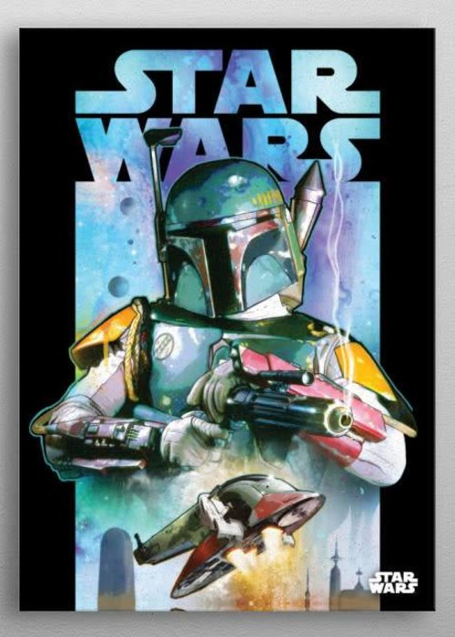 Star Wars Boba Fett | Dark Side vs Light Side