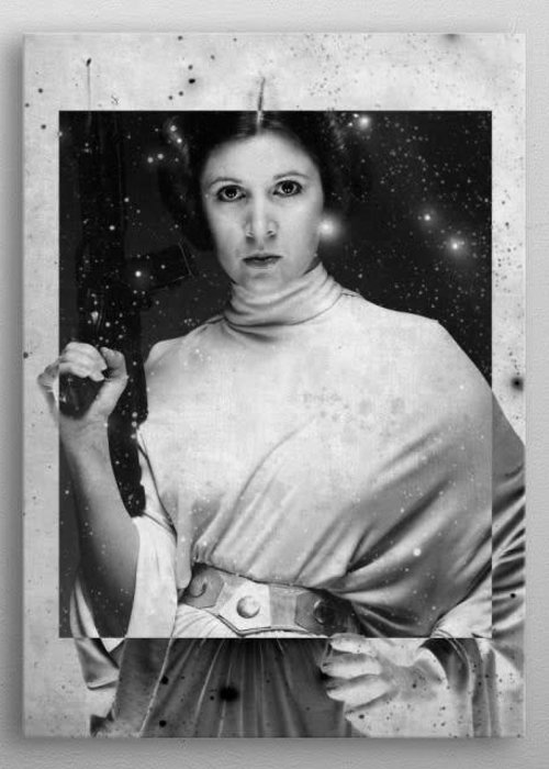 Star Wars Leia Organa |  Star Wars Force Sensitive
