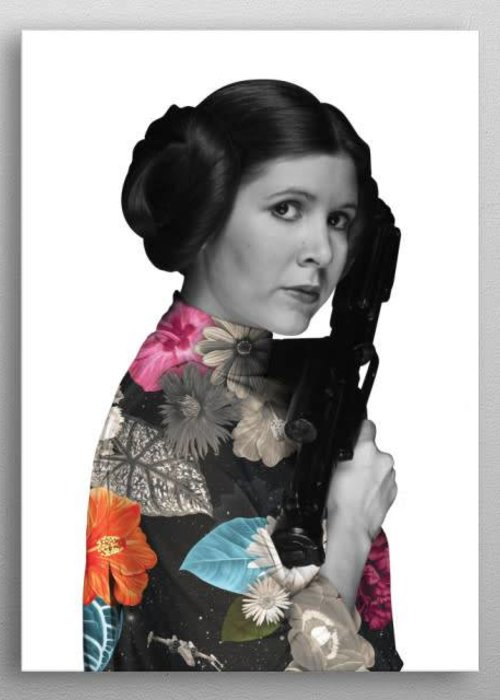 Star Wars Princess Leia  |  Star Wars Force Sensitive