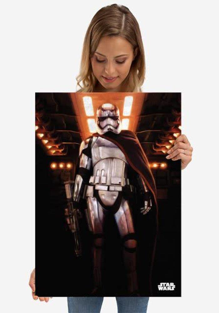 Captain Phasma  | The Force Awakens