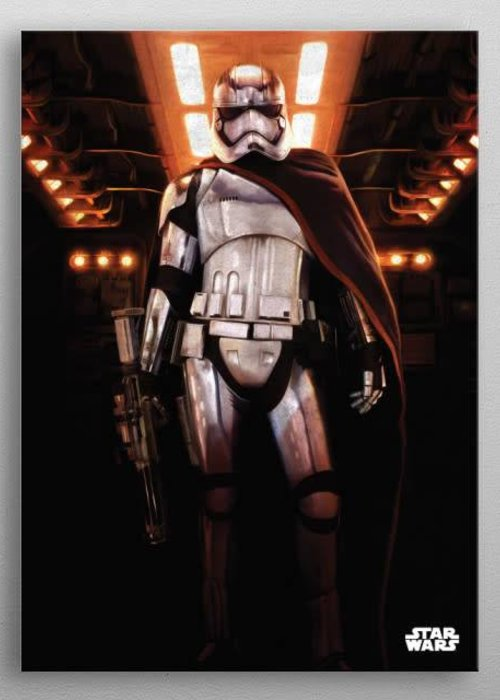 Star Wars Captain Phasma  | The Force Awakens