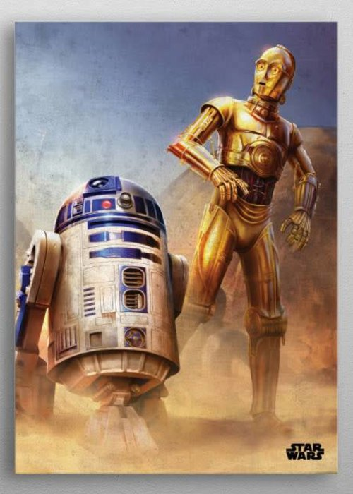 Star Wars Droids  | Episode IV A New Hope