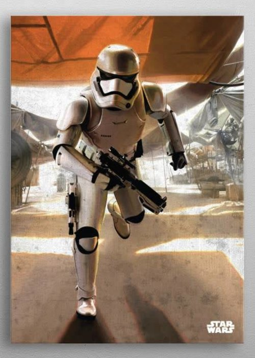 Star Wars Trooper  | The Force Awakens