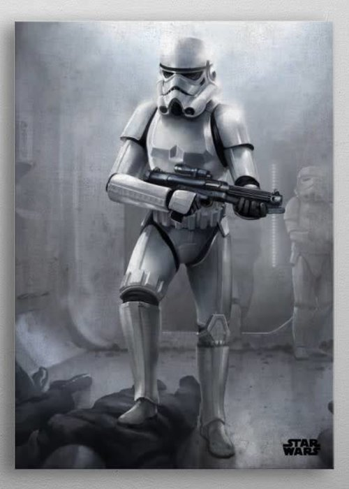Star Wars Stormtrooper |  Episode IV A New Hope