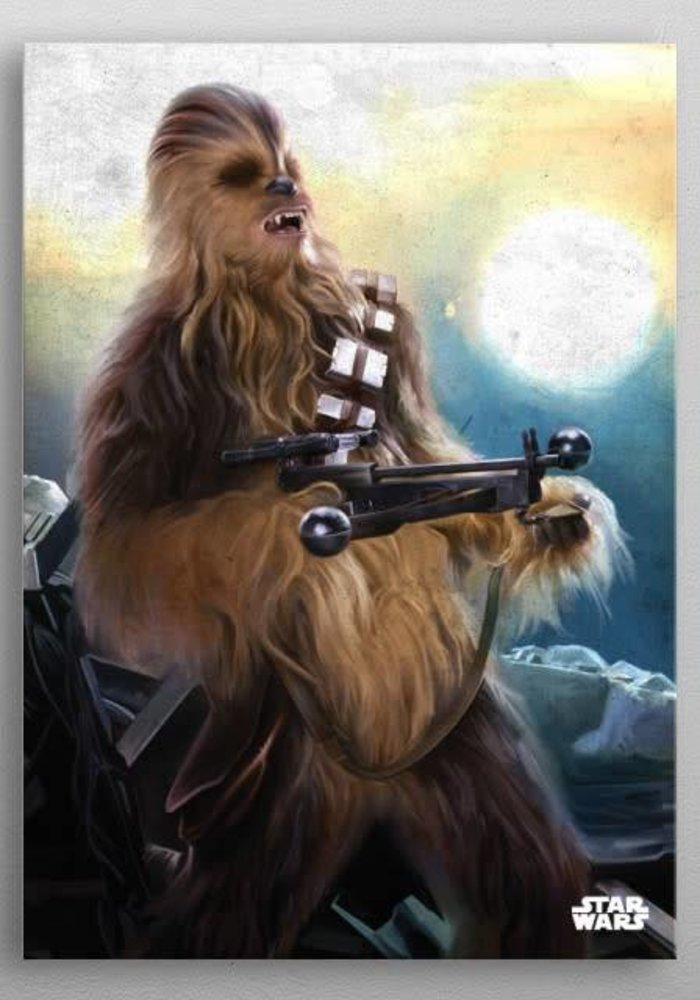 Chewie  | The Force Awakens