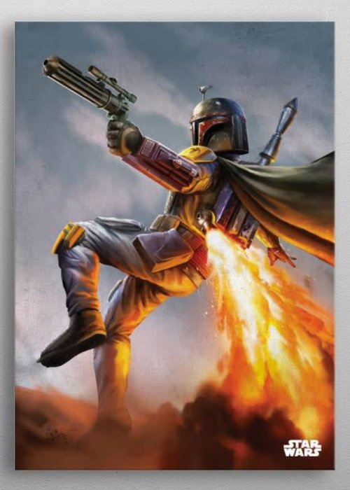 Star Wars Boba Fett | Episode IV A New Hope