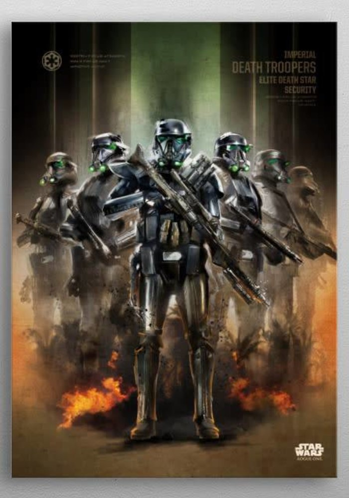 Death Troopers  | Rogue One Key Forces
