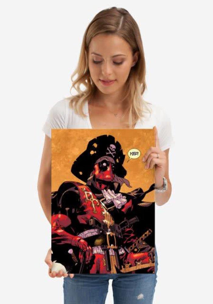 Captain Deadpool  | Deadpool Covers