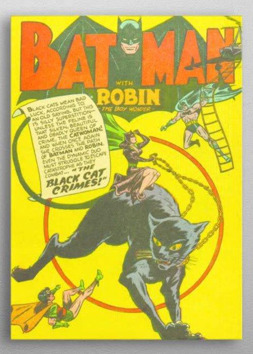 DC Comics Classic Cat  | Feline Fatale
