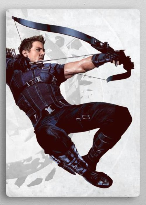 Marvel Hawkeye  | Civil War United We Stand