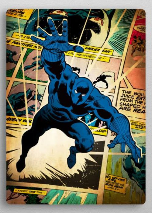 Marvel Black Panther  | Marvel silver age