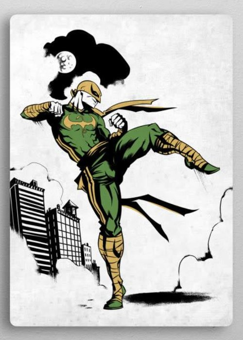 Marvel Iron Fist  | The Defenders