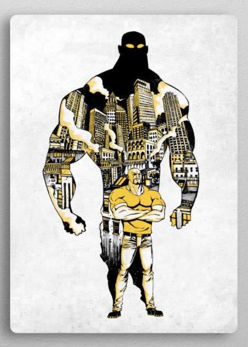 Marvel Luke cage  | The Defenders