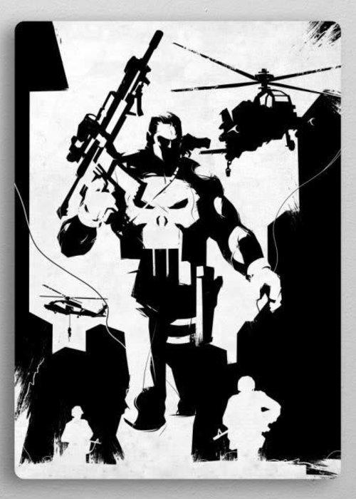 Marvel Frank Castle   The Defenders