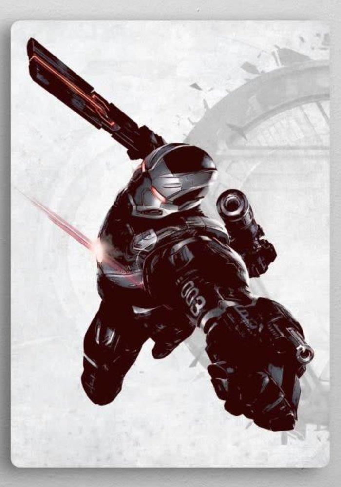 War Machine  | Civil War United We Stand