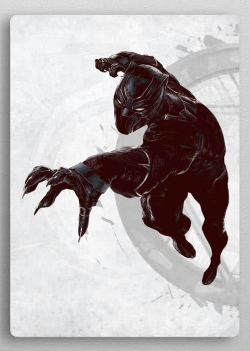 Marvel Black Panther  | Civil War United We Stand