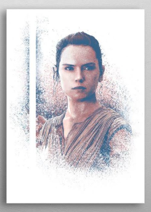 Star Wars Rey  | Star Wars Guiding Force