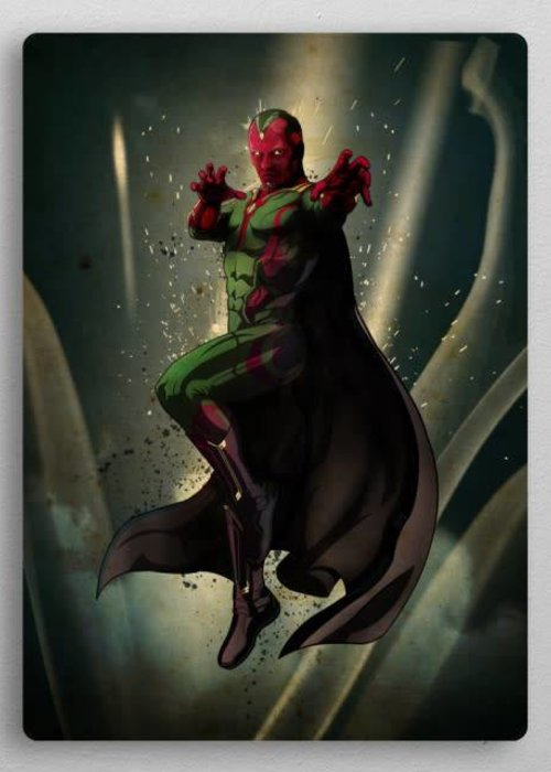 Marvel Vision | Civil War Power Poses