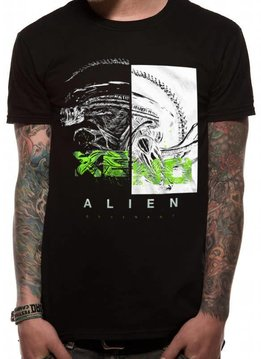 Xeno Box | Alien Covenant | T-shirt Noir