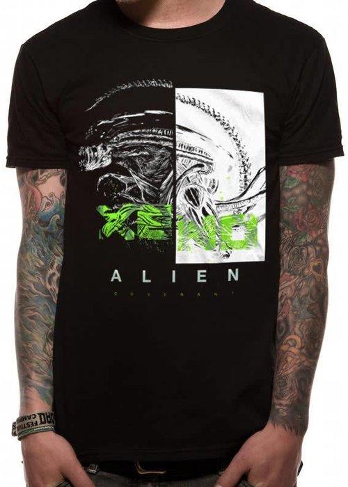 Xeno Box | Alien Covenant | T-shirt Black
