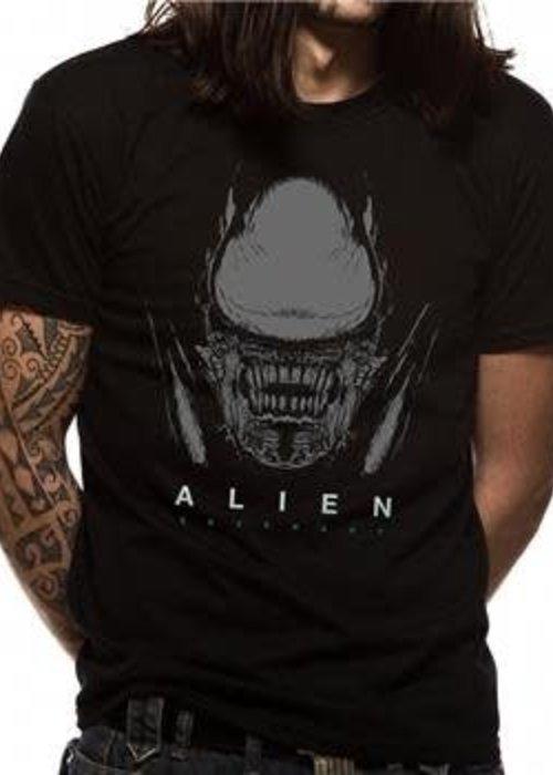 Xeno & logo | Alien Covenant | T-shirt Noir