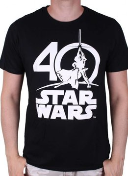 Star Wars 40 Ans Star Wars Noir
