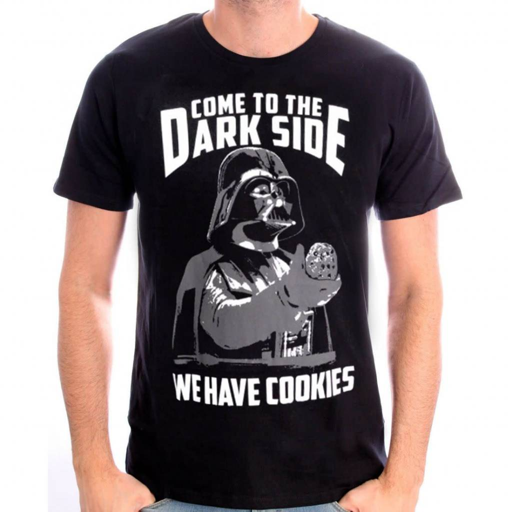 Star Wars We Have Cookies | Star Wars | T-shirt Black