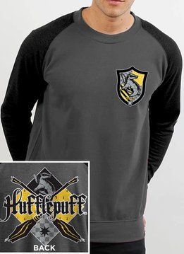Harry Potter House Hufflepuff - Harry Potter - Sweater Grey
