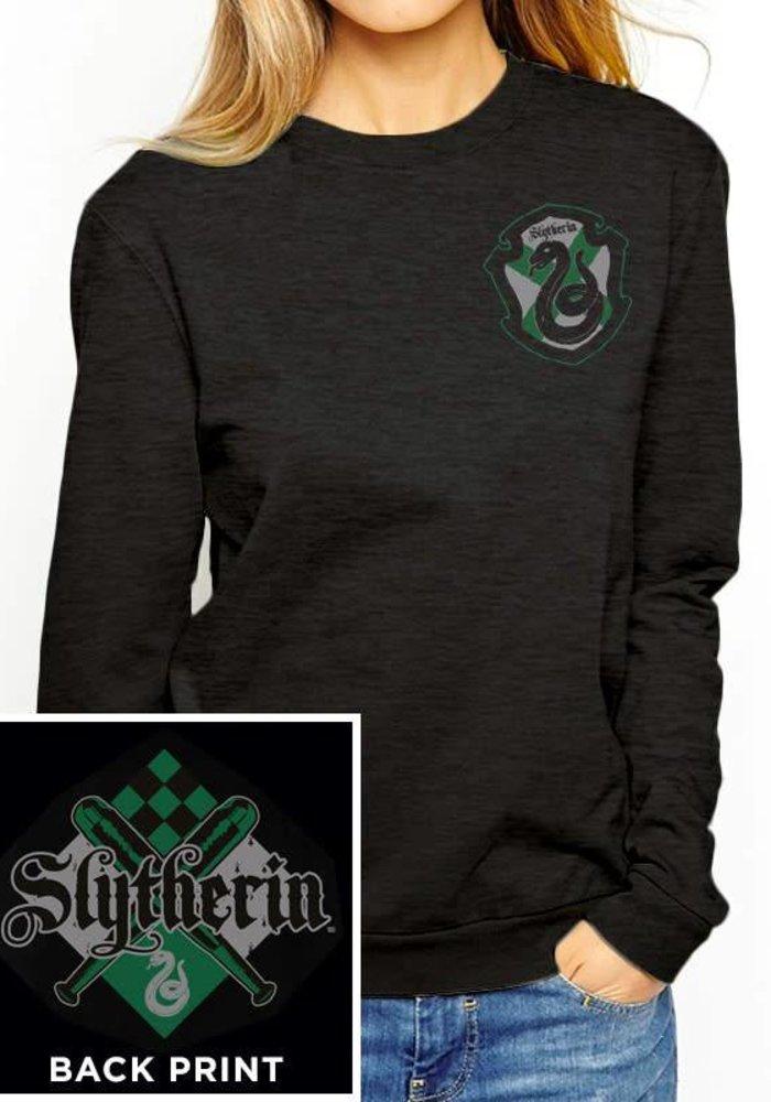 House Slytherin | Harry Potter | Female Sweater Black