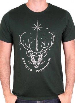 Harry Potter Expecto Patronum | Harry Potter | T-shirt Green