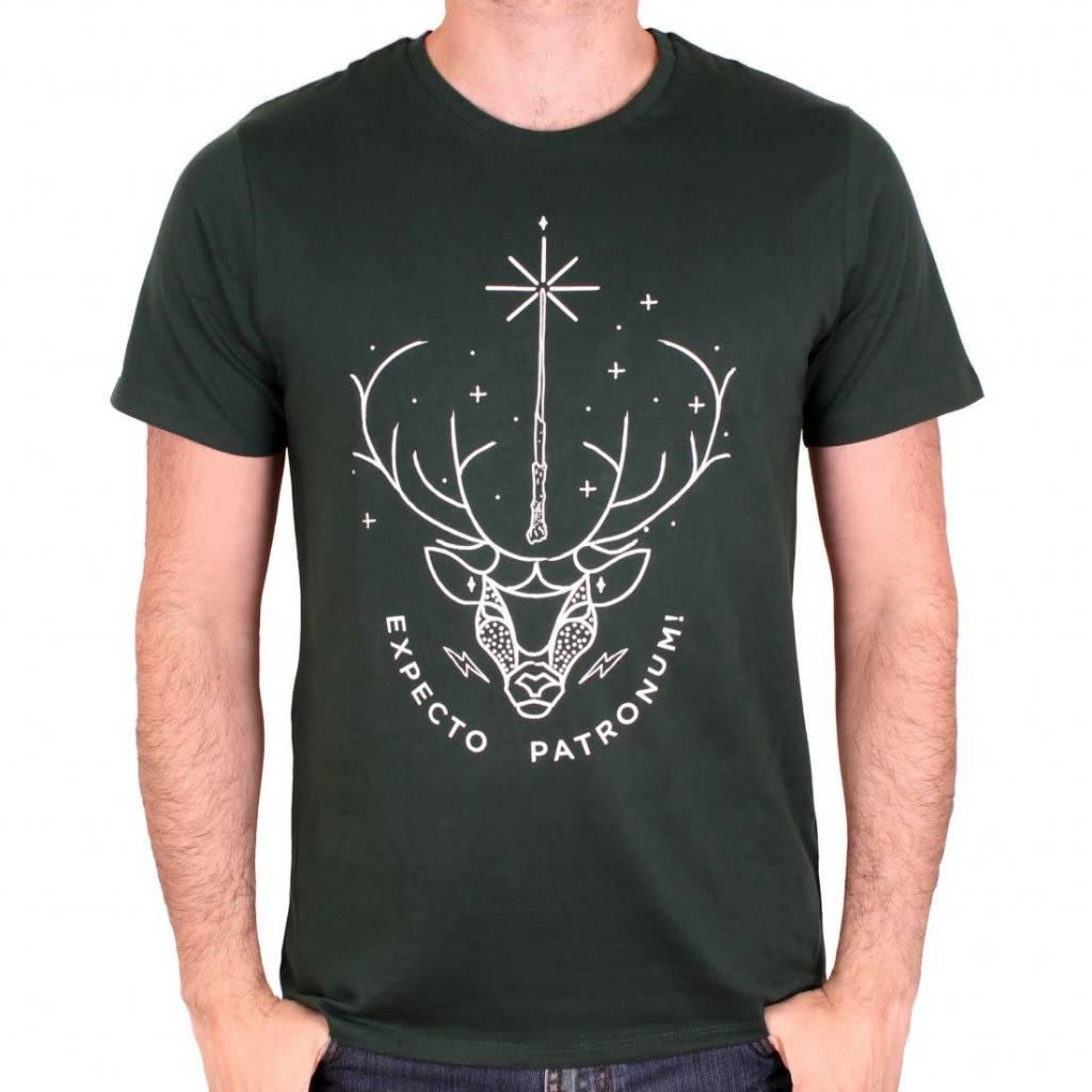 Harry Potter Expecto Patronum - Harry Potter - T-shirt Green