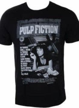 Pulp Fiction - T-shirt Black