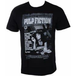 Pulp Fiction Pulp Fiction - T-shirt Black