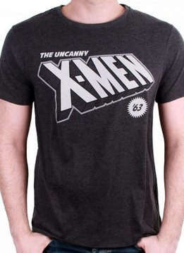 Marvel The Uncanny 63 - X-Men - T-shirt Dark Grey