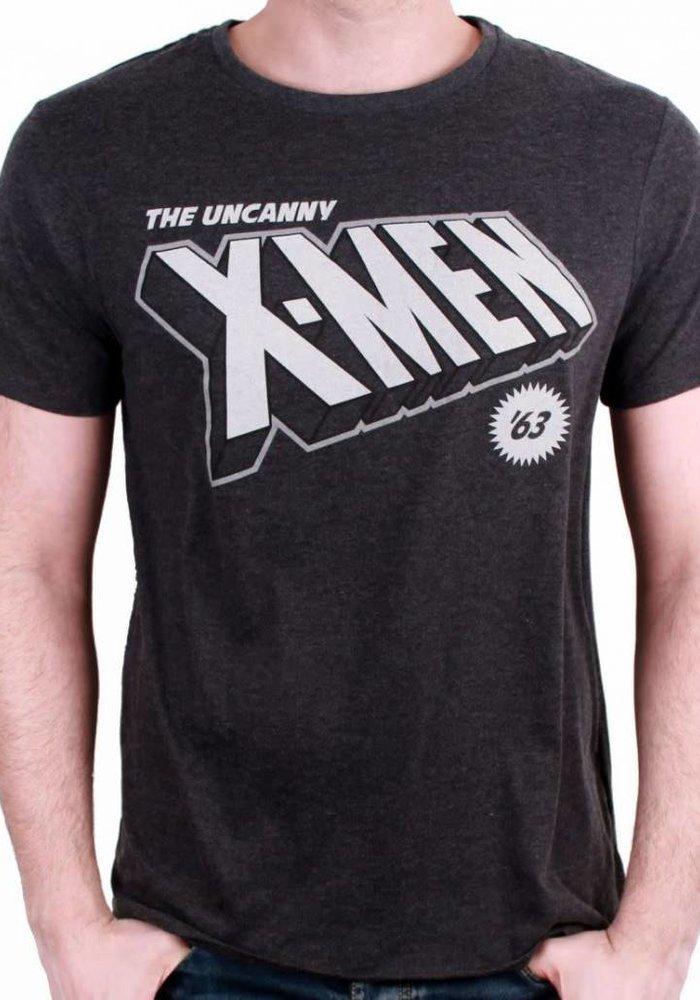 The Uncanny 63 - X-Men - T-shirt Dark Grey