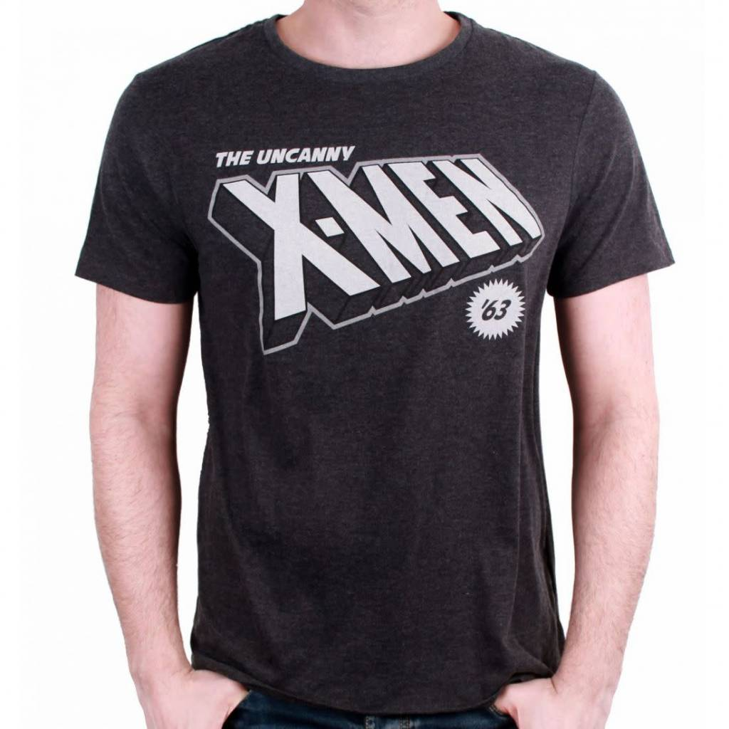 Marvel The Uncanny 63 - X-Men - T-shirt Dark Grey
