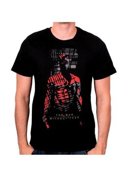 Marvel The Man Without Fear - Daredevil - T-shirt Black