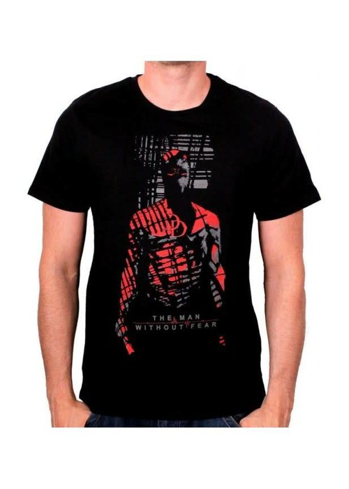 Marvel The Man Without Fear | Daredevil | T-Shirt