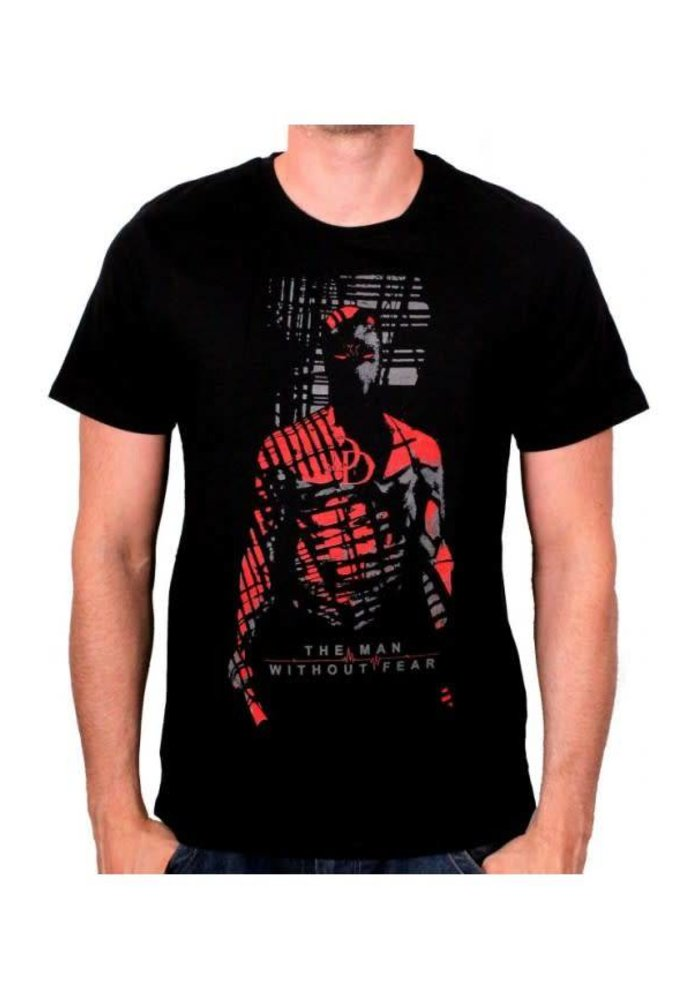 The Man Without Fear - Daredevil - T-shirt Black