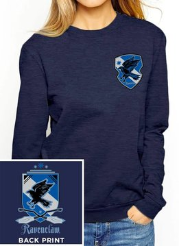 Harry Potter House Ravenclaw - Harry Potter - Female Sweater Blue