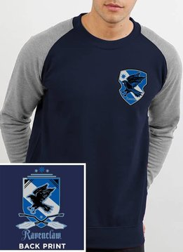 Harry Potter House Ravenclaw - Harry Potter - Sweater Blue